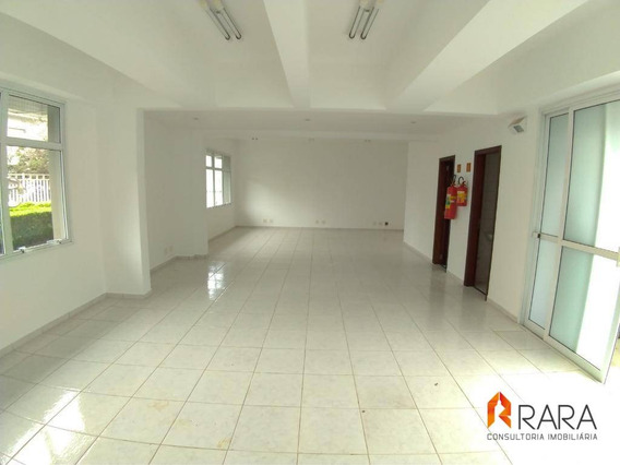 Salão Para Alugar, 82 M² Por R$ 2.100/mês - Jardim Das Américas - São Bernardo Do Campo/sp - Sl0008