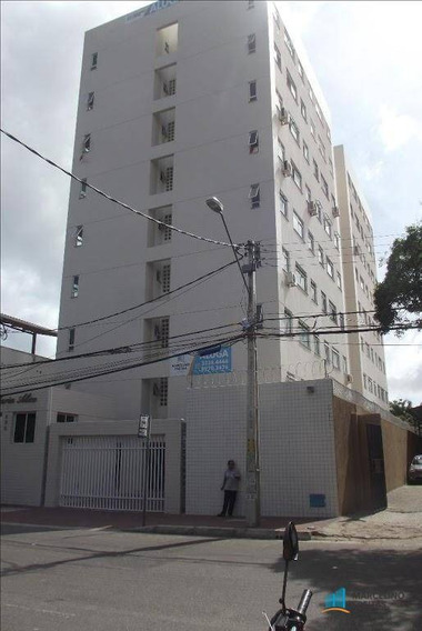 Apartamento Residencial Para Locação, Centro, Fortaleza - Ap1553. - Ap1553