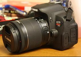 [baixou]câmera Canon T5i + Acessórios