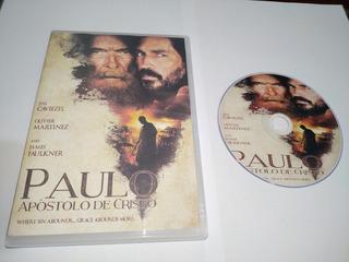 Dvd - Paulo Apostolo De Cristo (2018) Dublado E Legendado