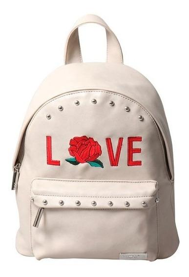 Mochila 47 Street Love C/tachas 7513 Mapleweb