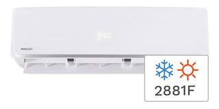Aire Acondicionado Split Frío/calor Philco 2881f 3350w Phs32