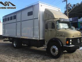 Mercedes-benz 1118 - Boiadeiro - Ano: 1989 - Raridade