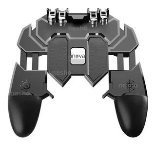 Controle Gamepad Gatilho R1 L1 Pubg Free Fire