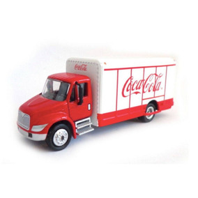 Peterbilt Beverage Truck Coca-cola 1:87