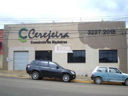 Barracão_galpão Para Venda - 10066