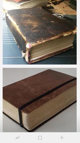 Reformas De Capa De Bíblia Ou Livros