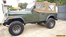 Jeep Cj 4.0
