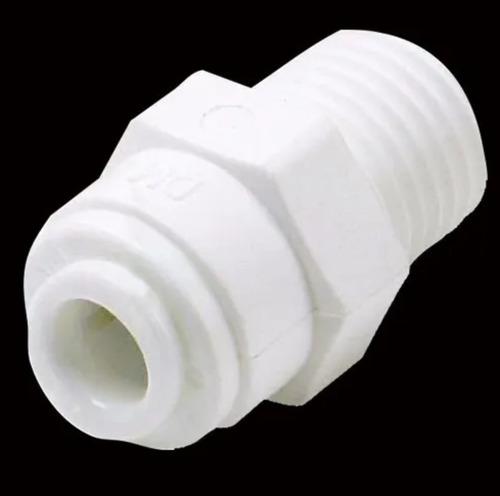 Conector Filtro Agua Rosca 1/2 Acople Rapido Manguera 1/4