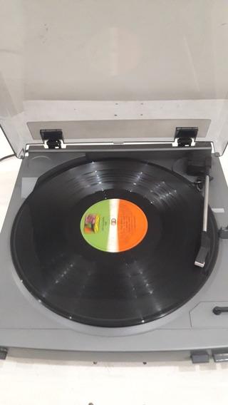 Toca Discos Aiwa Pxe850lh - Com Agulha + 1 Disco De Brinde