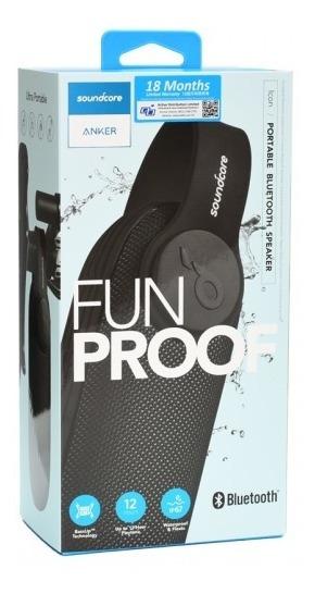 Anker Speaker Caixa Som Soundcore Fuun Proof Bluetooth
