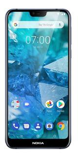 Nokia 7.1 Dual SIM 64 GB Azul noche brillante 4 GB RAM