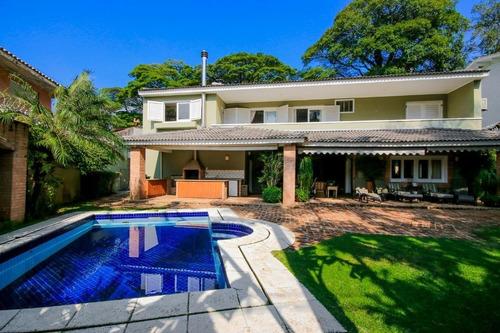 Casa Com 4 Dormitórios À Venda Ou Locação, Morumbi- São Paulo/sp - 15013