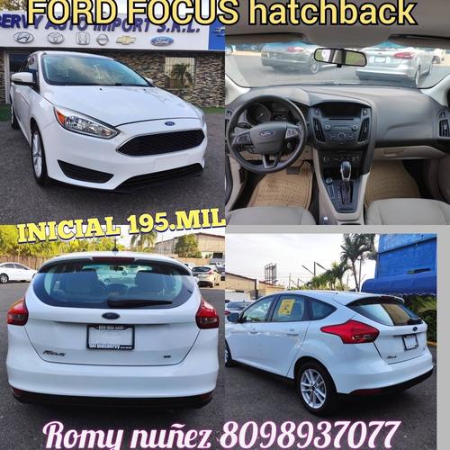 Ford Focus Hatchback 2017