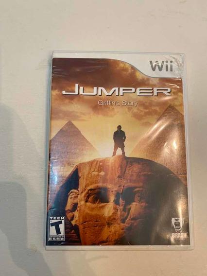 Jogo De Videogame Wii Jumper Griffins Story