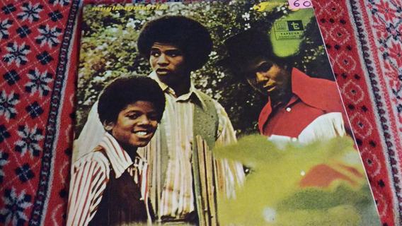 Jackson 5 Vinilo Brasil Maybe Tomorrow