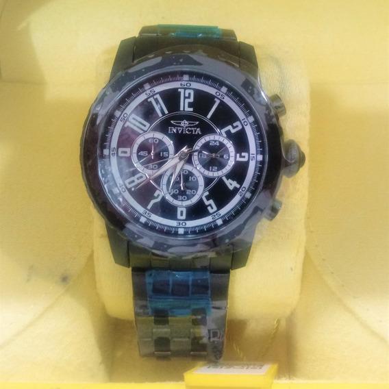 Relógio Invicta Specialty Quartz Watch 50 Mm Top Luxo