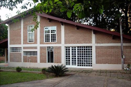 Chácara Residencial À Venda, Chácara Santa Margarida, Campinas. - Ch0380