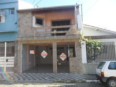 Casa Para Venda, 2 Dormitórios, São Benedito - Guaratinguetá - 515