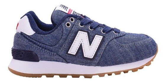 Zapatillas New Balance Pc574cr Niño Envío Todo País Gratis