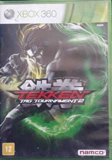 Tekken Tag Tournament 2 Para Xbox 360