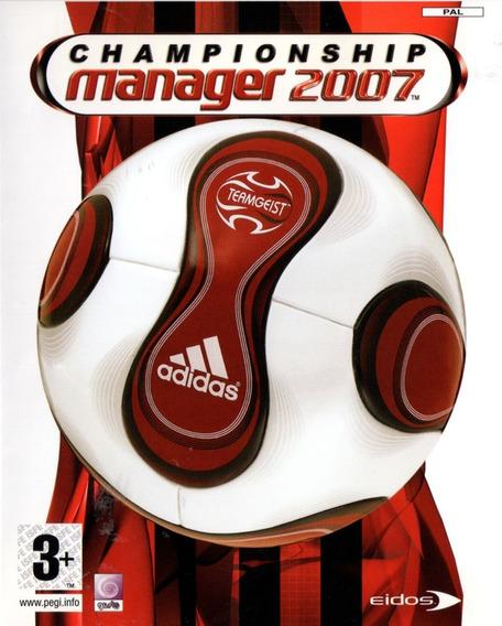 Championship Manager 2007 Pc Digital