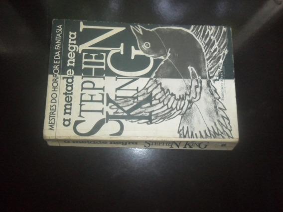 Livro A Metade Negra - Stephen King