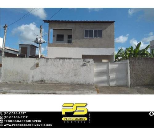 Casa Com 3 Dormitórios À Venda, 200 M² Por R$ 160.000 - Gramame - João Pessoa/pb - Ca0965