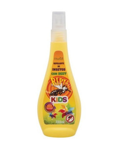 Repelente Infantil Spray De Insetos Muriel Repyl 100ml