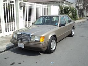 Mercedes Benz 300e 1987