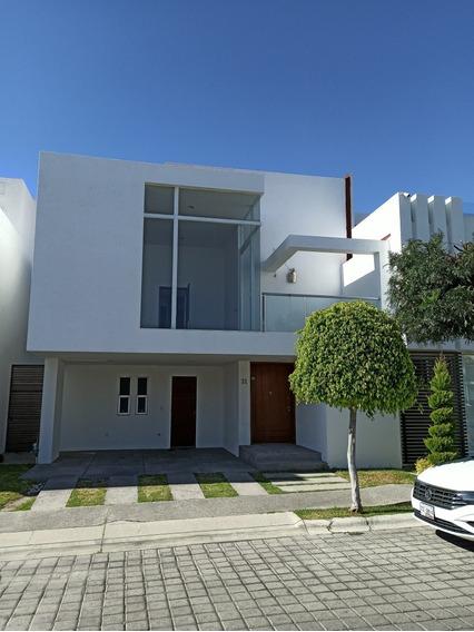 Casa En Venta Cluster Puebla Blanca Lomas De Angelopolis