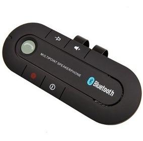 Kit Car Mãos Livre Top Fm Transmissor Bluetooth Sem Fio