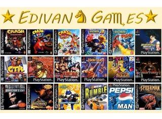 Juegos De Colección Consola Play Station 1, (ps1, Psx)