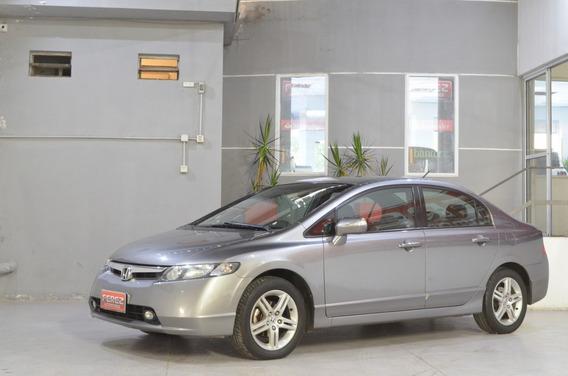 Honda Civic Exs 1.8 Nafta 2008 4 Puertas Oportunidad Unica!!