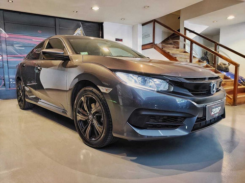 Honda Civic 2.0 Ex 2017 2017