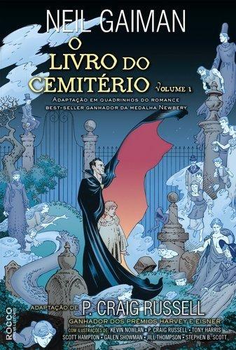 Livro Do Cemiterio Hq Vol 1 ,o - Ftd