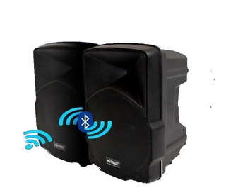 Bafle 15 Apogee Amplificado Bt115 300w