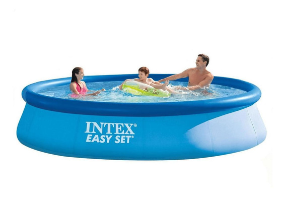Piscina Inflável Easy Set 7.290 Litros Intex