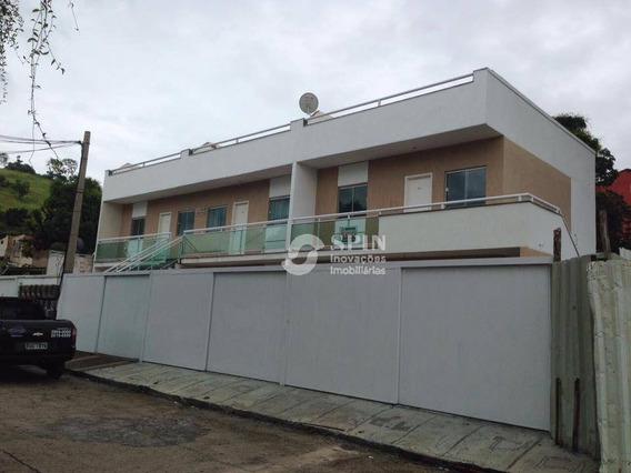 Casa Residencial À Venda, Colubande, São Gonçalo. - Ca0342