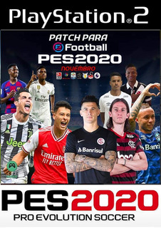 Pes 2019 Verssão Final , Jogos Ps2,atual Lançamento Agosto