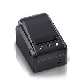 Impressora Nao Fiscal Elgin I7 Usb C/serrilha Preta Nfe