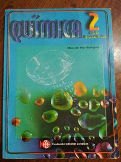 Química 2 Año Editorial Salesiana