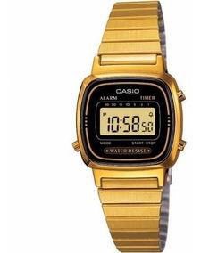 Relógio Casio Feminino Vintage La670wga-1df ( Nota Fiscal )
