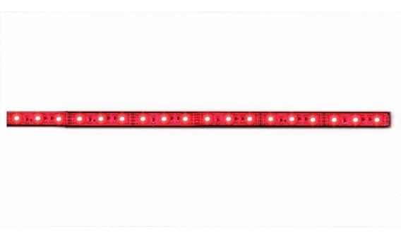 Fita Led 30cm Para Gabinete - Vermelho