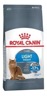 Alimento Royal Canin Feline Care Nutrition Light gato adulto 7.5kg