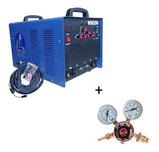Máquina De Solda Tig 250a Inversora Ac/dc Aluminio +regulado