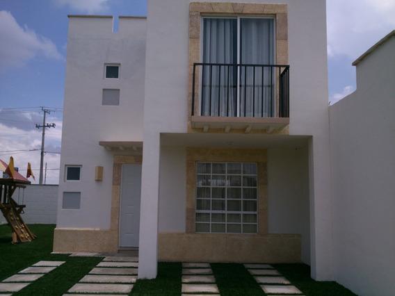 Casa En Renta El Dorado 3 Habitaciones + Sala Tv + 3 Baños