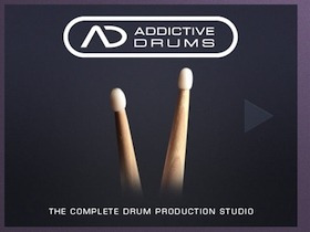 Pack Addictive Drums + Keys P/ Mac E Win - Link P/ Download