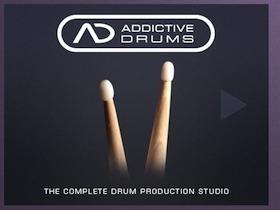 Pack Addictive Drums + Keys P/ Mac E Win - Link P/ Download