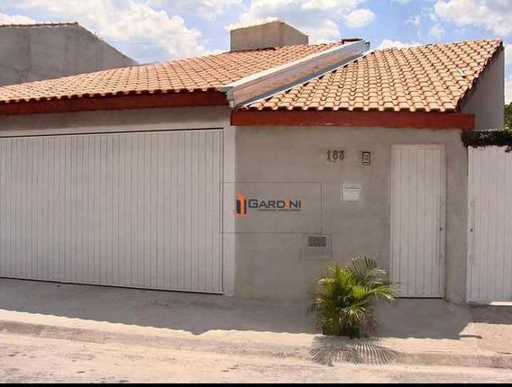 Casa - 02 Dorms - 01 Suite - 03 Vagas - Ca0170